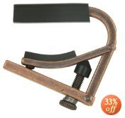 Shubb-C5A-Banjo-Capo-Antique-0