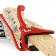 Fender Red Capo