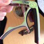 Get A Grip Capo in hand