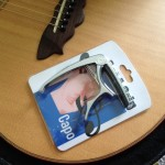 Get A Grip Capo in Package