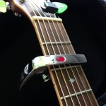 Get A Grip Capo on Fretboard